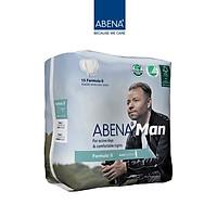 Băng vệ sinh nam Abena Formula 0 thấm hút 250ml (15 miếng)