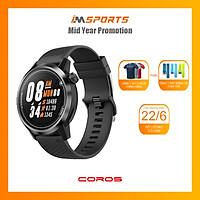 Đồng hồ chạy bộ thể thao GPS Coros Premium Apex 46mm - Hàng chính hãng