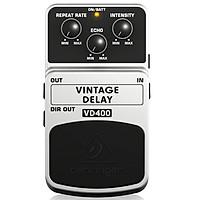 Guitar Stompboxes Behringer VD400 -Vintage Analog Delay Effects Pedal- Hàng chính hãng