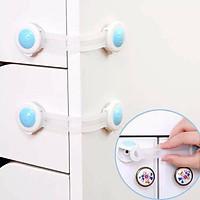Khóa tủ lạnh an toàn cho trẻ em