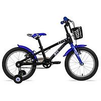 Xe đạp trẻ em 4- 6 tuổi Jett Cycles Raider Khung nhôm 162020 (Màu đen)