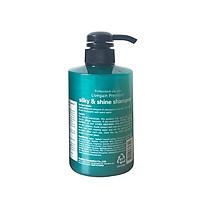 Dầu Gội Giữ Màu Nước Hoa Livegain Premium Silky & Shine Shampoo