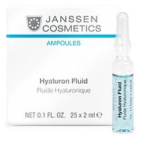 Tinh chất cung cấp độ ẩm cho da Hyaluron fluid 25 ống x 2ml