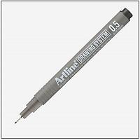 Bút kim số đi nét vẽ kỹ thuật Artline EK-235 - Needle tip 0.5mm