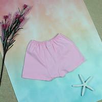 Combo 4 quần đùi sơ sinh