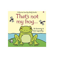 Usborne That's not my frog
