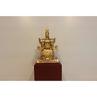 Tượng Âu Cơ cao 15cm Thuận Thiên