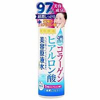 'Nước cân bằng dưỡng ẩm collagen & HA nguyên chất  Biyougeneki Moisture CH Lotion 185ml