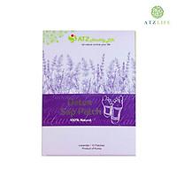 Cao Dán Bàn Chân Thải Độc Kim Loại Nặng ATZ Healthy Life (Oải Hương - Lavender Batch)