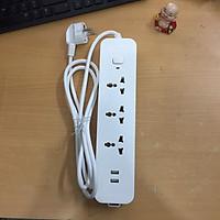 Ổ CẮM DÂY CAO CẤP 3 CHẤU ĐA NĂNG CÓ TÍCH HỢP 2 CỔNG USB GONGNIU MODEL:N103U