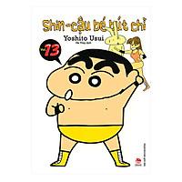 Shin - Cậu Bé Bút Chì Tập 13 (Tái Bản 2019)
