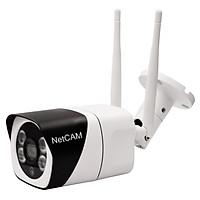 Camera IP Wi-fi Ngoài Trời NetCAM NTL 4.0 4MP - Hàng Chính Hãng