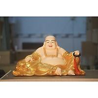 Tượng Phật Di Lặc nhủ vàng composite