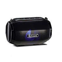 Loa Kisonli Bluetooth 904 - LED RGB - Màu Ngẫu Nhiên - Hàng Chính Hãng