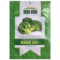 Hạt Giống Bông Cải Xanh Rado 687