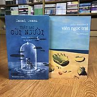 Combo sách văn học kinh điển: THẤT LẠC CÕI NGƯỜI DAZAI OSAMU + VIÊN NGỌC TRAI JOHN STEINBECK (tặng kèm bookmark)