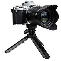 Chân đế để bàn 2 trong 1 dành cho điện thoại , máy quay phim thể thao 3 chiều PKS( có kèm kẹp điện thoại , máy ảnh)- hàng chính hãng