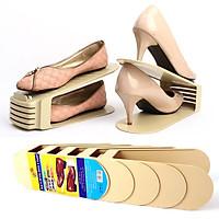 Combo 05 kệ để giày dép tiết kiệm diện tích thông minh