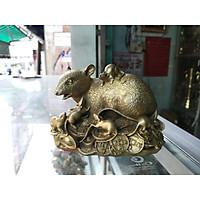 Gia đình chuột bằng đồng Trung