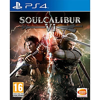 Đĩa Game Ps4: Soulcalibur VI - Hàng nhập khẩu