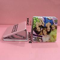 Gương mini Black Pink hai mặt