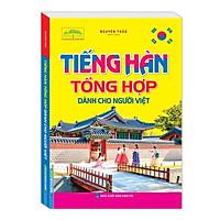Sách tiếng hàn tổng hợp dành cho người Việt ( tặng kèm bookmark thiết kế)