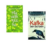 Combo 2 cuốn sách: Kafka bên bờ biển  + Khu vườn mùa hạ