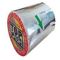 20 cuộn giấy in nhiệt dùng để in bill, in hóa đơn (thermal paper) TOPCASH K57mm phi 45mm dùng cho máy in nhiệt in hóa đơn, máy tính tiền - Hàng chính hãng