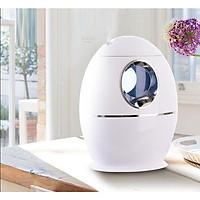 Máy tạo độ ẩm mini trong phòng giúp ngăn ngừa, bảo vệ sức khỏe cho gia đình
