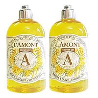 Combo 2 Sữa Tắm Mimosa 500ml - L'amont En Provence