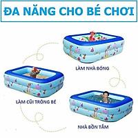 ️Đủ Kích Thước️ Bể Bơi Cho Bé Trong Nhà, Đầy Đủ Phụ Kiện