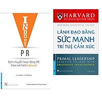 Combo 2 cuốn sách hay về kĩ năng sống :  Lãnh Đạo Bằng Sức Mạnh Trí Tuệ Cảm Xúc +  Inbound PR - Dịch Chuyển Hoạt Động Theo Mô Hình Inbound
