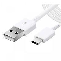 Cáp sạc USB Type C cho Samsung Galaxy hỗ trợ sạc nhanh - Hàng Chính Hãng