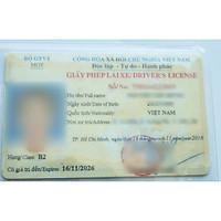 Combo 5 cái bao bằng lái, căn cước công dân, thẻ giữ xe, thẻ ATM...dẻo trong (loại có nắp đậy)