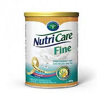 Sữa bột Nutricare Fine dinh dưỡng y học tăng cường miễn dịch cho bệnh nhân ung thư (400g)
