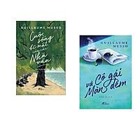 Combo 2 cuốn sách: Cô gái và màn đêm + Cuộc sống bí mật của các nhà văn