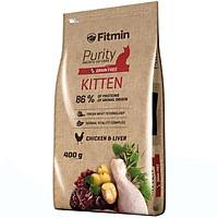Thức Ăn Cho Mèo Dưới 12 Tháng Tuổi, Đang Mang Thai Và Cho Con Bú - Fitmin Cat Purity Kitten