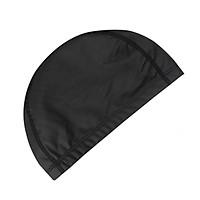 Nón bơi Mũ bơi nam nữ ngăn nước bảo vệ tóc, chất liệu vải cao cấp MB8001