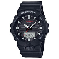 Đồng hồ nam dây nhựa Casio G-Shock chính hãng GA-800-1ADR