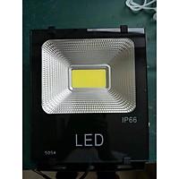 Đèn pha LED 5054, chip TOB ánh sáng vàng 50W