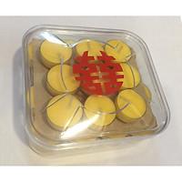 Nến Bơ 45 viên không mùi không khói đảm bảo nến bơ sạch 100%