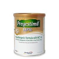 Sữa Pregestimil Lipil 400g (cho trẻ 0-12 tháng) - dành cho trẻ dị ứng đạm sữa bò, kém hấp thu đạm, biếng ăn, nhẹ cân