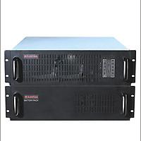 Bộ lưu điện Santak True Online 2KVA Rackmount - Model C2KR- Hàng chính hãng