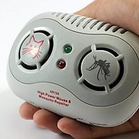 Máy đuổi chuột và muỗi bằng sóng siêu âm IntellSafe