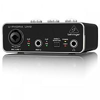 Card Sound USB thu âm Behringer U-Phoria UM2 - Hàng Nhập Khẩu