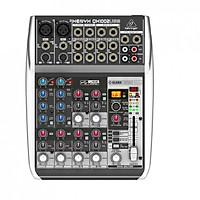 Mixer BEHRINGER XENYX QX1002USB - Hàng Chính Hãng