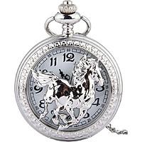Đồng hồ quả quýt đeo cổ bạch mã