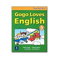 Gogo Loves English N/E S/B 5