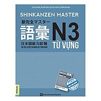 Tài Liệu Luyện Thi Năng Lực Tiếng Nhật - Từ Vựng N3 (Tặng kèm Kho Audio Books)