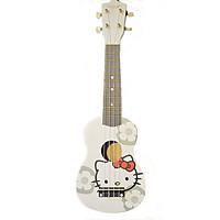 Đàn Ukulele Soprano Magnate hình Hello Kitty (tặng bao đựng, sách học, phím gảy)